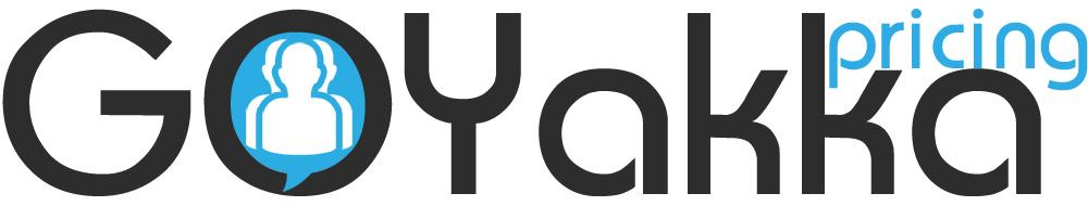 GOYakka logo Pricing